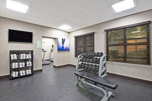 Fitness/ Exercise Room - Holiday Inn Middletown