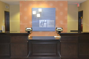 Lobby - Holiday Inn Express Hotel & Suites Selinsgrove