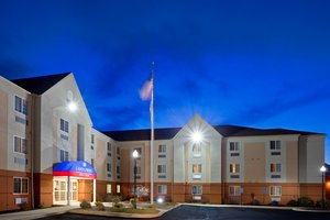 Exterior view - Candlewood Suites Williamsport