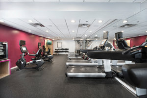 Fitness/ Exercise Room - Crowne Plaza Downtown Convention Center Hotel Detroit