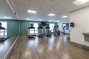Fitness/ Exercise Room - Holiday Inn Express Hotel & Suites South Bend