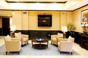 Lobby - Holiday Inn Express Hotel & Suites Corpus Christi