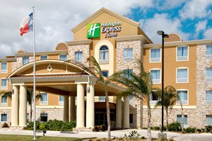 Exterior view - Holiday Inn Express Hotel & Suites Corpus Christi