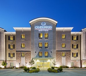 Exterior view - Candlewood Suites Farmers Branch