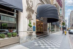 Exterior view - Omni King Edward Hotel Toronto