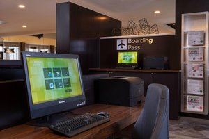 Conference Area - Courtyard by Marriott Hotel Creve Coeur