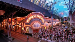 Exterior view - Golden Nugget Hotel & Casino Las Vegas