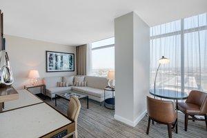 Suite - Omni Frisco Hotel