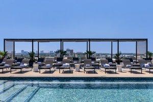 Pool - Omni Frisco Hotel