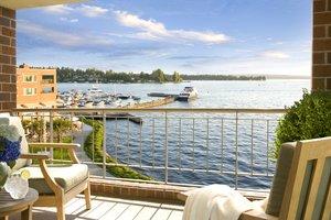 Exterior view - Woodmark Hotel, Yacht Club & Spa Kirkland