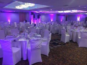 Ballroom - Holiday Inn Clinton
