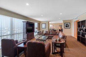 Suite - Omni Fort Worth Hotel