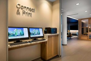 Conference Area - Fairfield Inn & Suites by Marriott Shelby