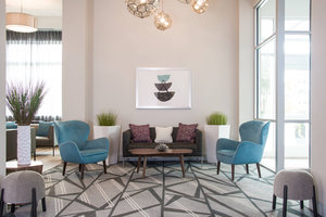 Lobby - Fairfield Inn & Suites by Marriott Downtown Dayton