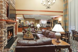 Lobby - Staybridge Suites Rocklin