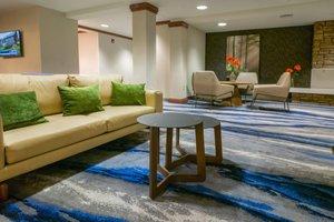 Lobby - Fairfield Inn & Suites by Marriott Hazleton