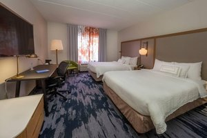 Room - Fairfield Inn & Suites by Marriott Hazleton