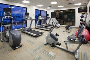 Fitness/ Exercise Room - Holiday Inn Express Roseville