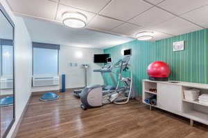 Fitness/ Exercise Room - Holiday Inn Express Ramsey