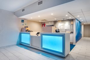 Lobby - Holiday Inn Express Ramsey
