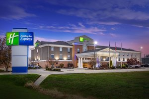 Exterior view - Holiday Inn Express Vincennes