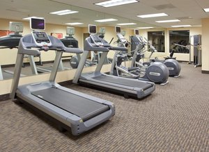 Fitness/ Exercise Room - Holiday Inn Hotel & Suites Airport Oakland
