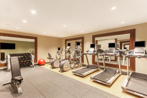 Fitness/ Exercise Room - Holiday Inn Monticello Charlottesville