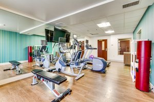 Fitness/ Exercise Room - Holiday Inn Express Vincennes