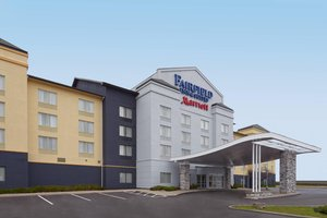 Exterior view - Fairfield Inn & Suites by Marriott Brampton