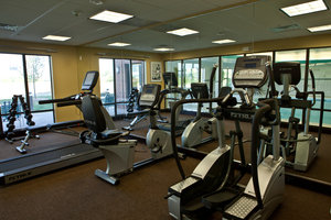 Fitness/ Exercise Room - Holiday Inn Express Dimondale