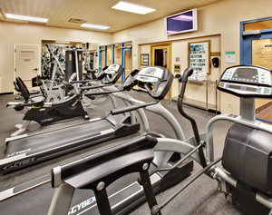 Fitness/ Exercise Room - Holiday Inn Hotel & Suites Council Bluffs
