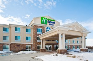 Exterior view - Holiday Inn Express Hotel & Suites Gretna