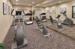 Fitness/ Exercise Room - Holiday Inn Express Hotel & Suites Gretna