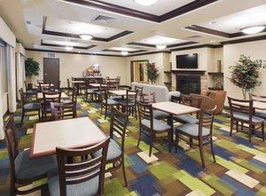 Restaurant - Holiday Inn Express Hotel & Suites Gretna