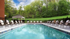 Pool - Candlewood Suites Carrollton