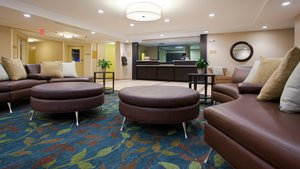 Lobby - Candlewood Suites Carrollton