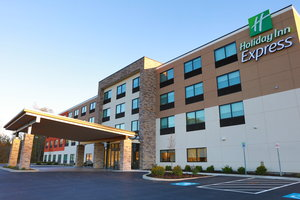 Exterior view - Holiday Inn Express Oneonta