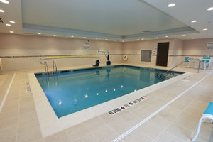 Pool - Holiday Inn Express Oneonta