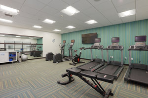 Fitness/ Exercise Room - Holiday Inn Express Oneonta