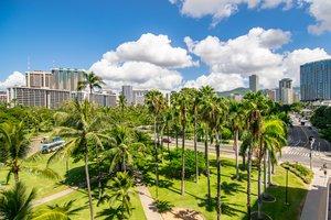 Room - Outrigger Regency Hotel Beach Walk Waikiki Honolulu