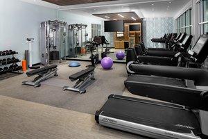 Fitness/ Exercise Room - Hotel Indigo Celebration Point Gainesville