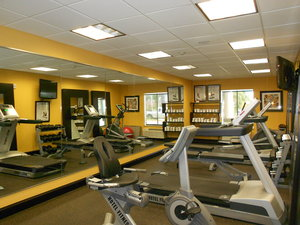 Fitness/ Exercise Room - Holiday Inn Express Hotel & Suites North Corpus Christi