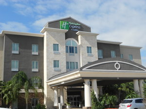 Exterior view - Holiday Inn Express Hotel & Suites North Corpus Christi