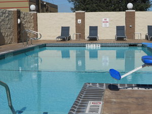 Pool - Holiday Inn Express Hotel & Suites North Corpus Christi