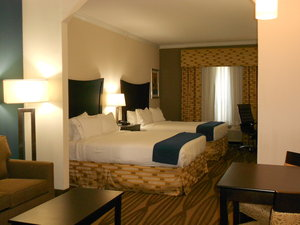 Suite - Holiday Inn Express Hotel & Suites North Corpus Christi