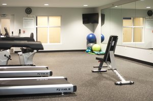 Fitness/ Exercise Room - Holiday Inn Express Hickory