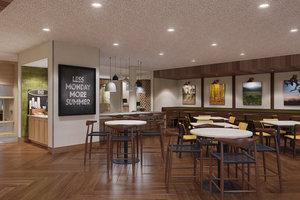 Restaurant - Fairfield Inn & Suites by Marriott Plymouth