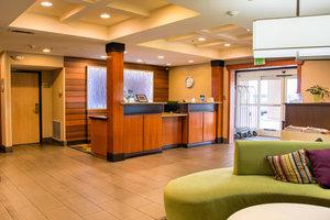 Lobby - Fairfield Inn by Marriott St George