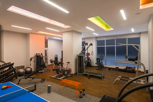 Fitness/ Exercise Room - Even Hotel Midtown East New York City