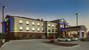 Other - Holiday Inn Express Hotel & Suites Morgan City